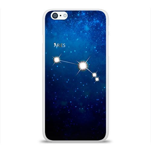 Чехол для Apple iPhone 6Plus/6SPlus силиконовый глянцевый  Фото 01, Овен
