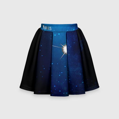 Детская юбка-солнце 3D Овен