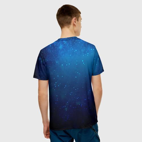 Мужская футболка 3D  Фото 02, Овен