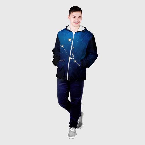 Мужская куртка 3D  Фото 03, Телец