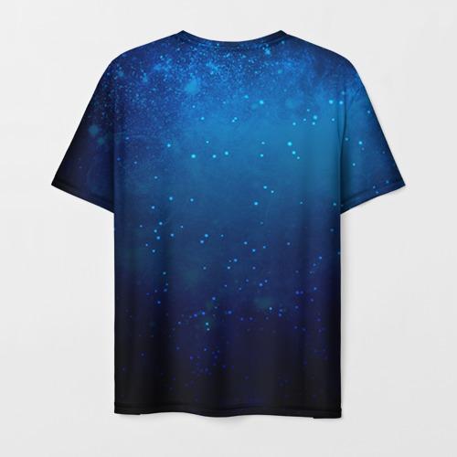 Мужская футболка 3D Рак Фото 01