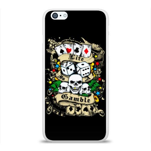 Чехол для Apple iPhone 6Plus/6SPlus силиконовый глянцевый  Фото 01, Игры