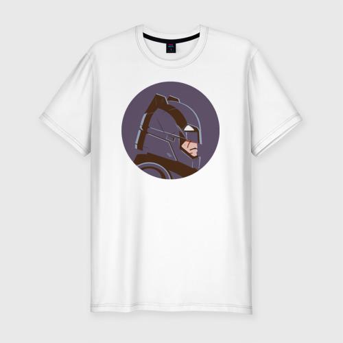 Мужская футболка премиум  Фото 01, Knight's Headgear