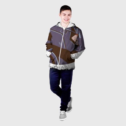 Мужская куртка 3D  Фото 03, Knight's Headgear