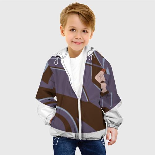 Детская куртка 3D  Фото 03, Knight's Headgear