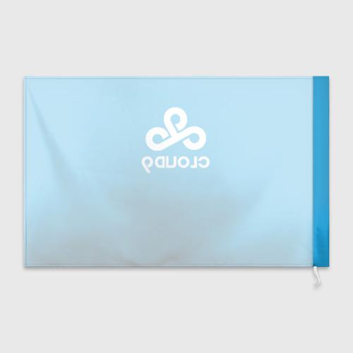 Флаг 3D  Фото 02, Cloud 9