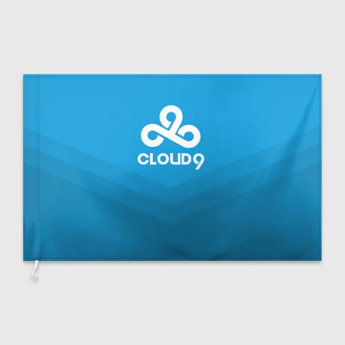 Флаг 3D  Фото 03, Cloud 9