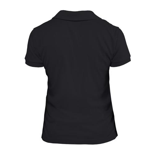 Женская рубашка поло 3D  Фото 02, Плохая девочка