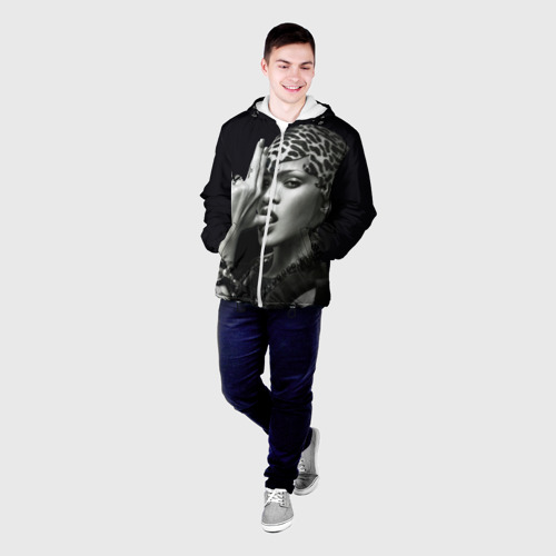 Мужская куртка 3D  Фото 03, Плохая девочка