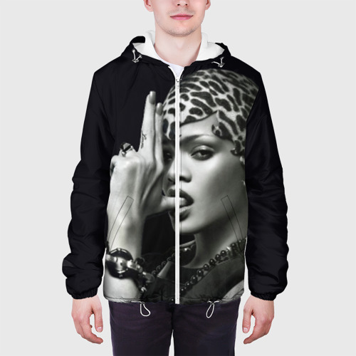 Мужская куртка 3D  Фото 04, Плохая девочка
