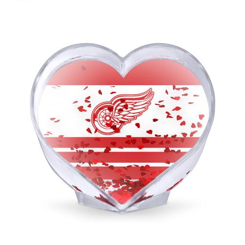 Сувенир Сердце  Фото 02, Detroit Red Wings