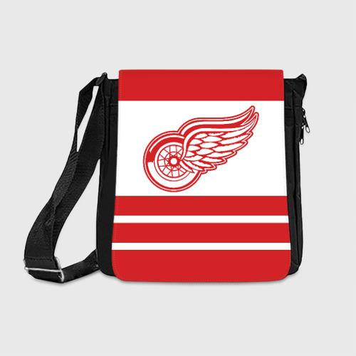 Сумка через плечо  Фото 01, Detroit Red Wings