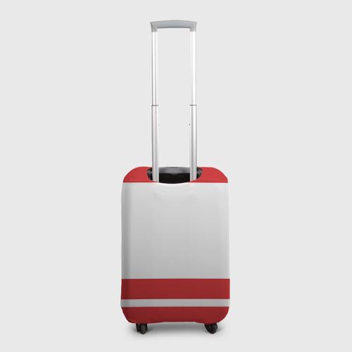 Чехол для чемодана 3D  Фото 02, Detroit Red Wings