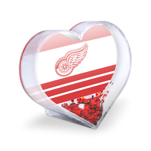 Сувенир Сердце  Фото 03, Detroit Red Wings