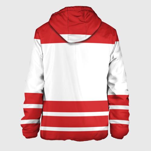 Мужская куртка 3D  Фото 02, Detroit Red Wings