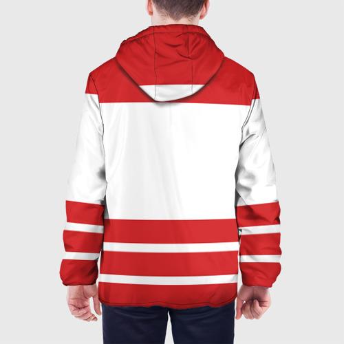 Мужская куртка 3D  Фото 05, Detroit Red Wings