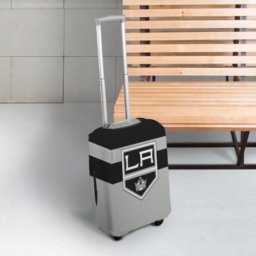 Чехол для чемодана 3D  Фото 03, Los Angeles Kings