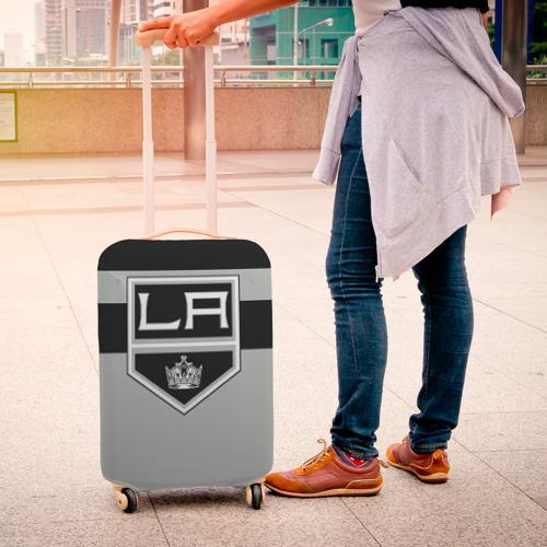 Чехол для чемодана 3D  Фото 04, Los Angeles Kings
