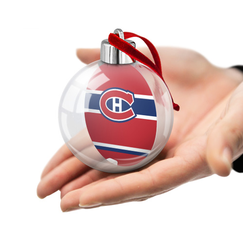 Ёлочный шар  Фото 02, Montreal Canadiens