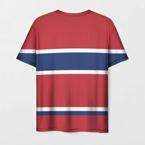 Мужская футболка 3D Montreal Canadiens Фото 01