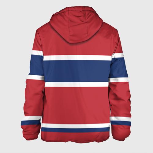 Мужская куртка 3D  Фото 02, Montreal Canadiens