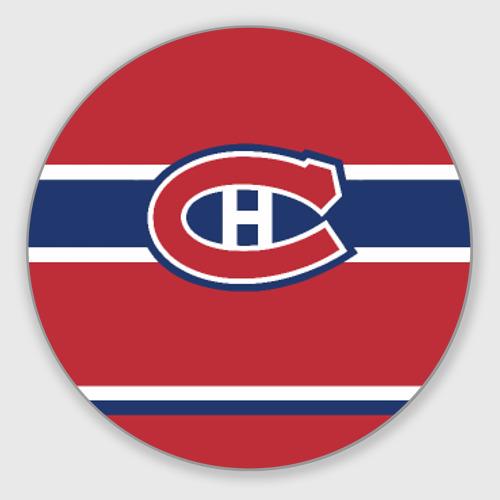 Коврик для мышки круглый Montreal Canadiens Фото 01