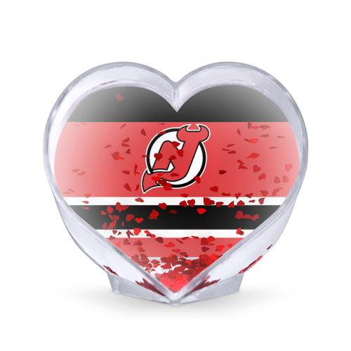 Сувенир Сердце  Фото 02, New Jersey Devils