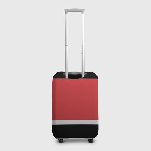 Чехол для чемодана 3D  Фото 02, New Jersey Devils