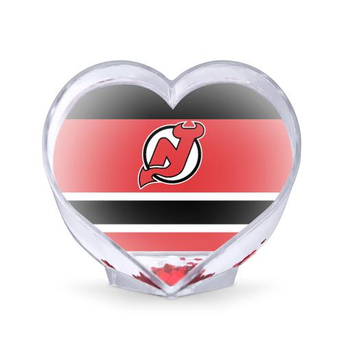 Сувенир Сердце  Фото 01, New Jersey Devils