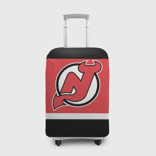 Чехол для чемодана 3D  Фото 01, New Jersey Devils