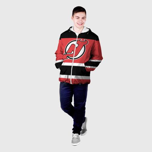 Мужская куртка 3D  Фото 03, New Jersey Devils