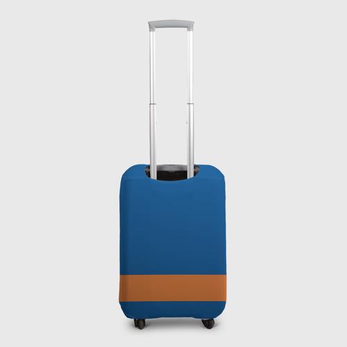 Чехол для чемодана 3D  Фото 02, New York Islanders
