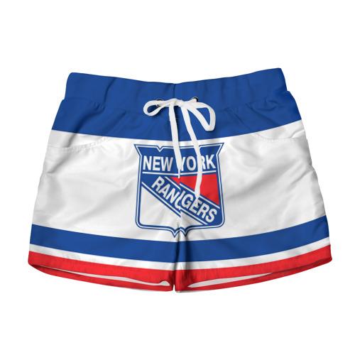 Женские шорты 3D New York Rangers