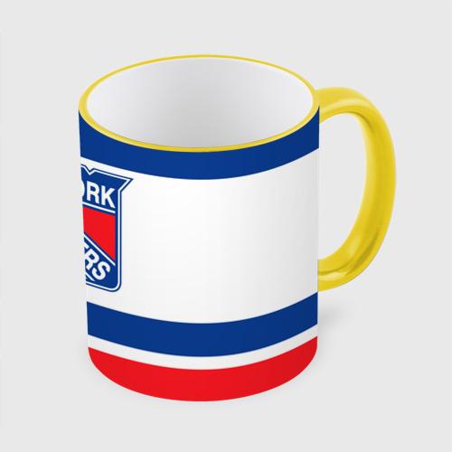 Кружка с полной запечаткой  Фото 01, New York Rangers