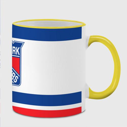 Кружка с полной запечаткой  Фото 02, New York Rangers