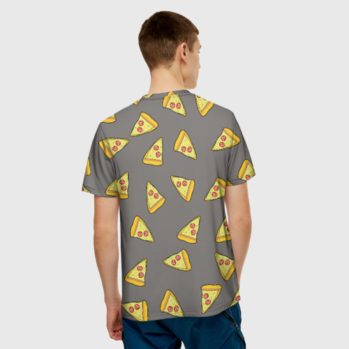 Мужская футболка 3D  Фото 02, No drama