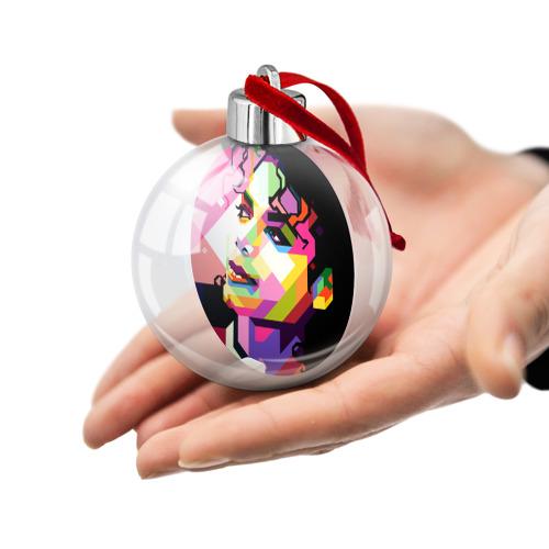 Ёлочный шар  Фото 02, Майкл Джексон