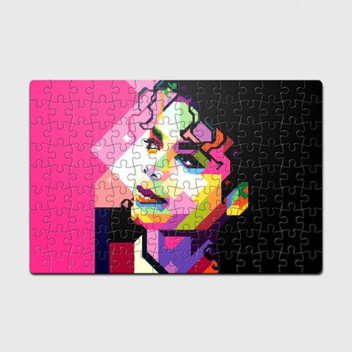 Пазл магнитный 126 элементов Майкл Джексон Фото 01