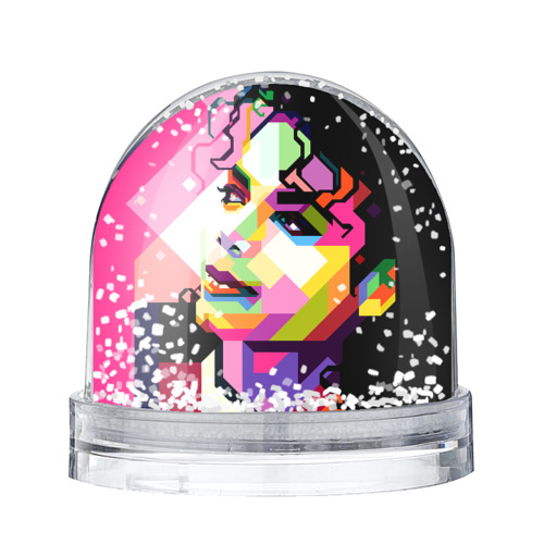 Водяной шар со снегом Майкл Джексон