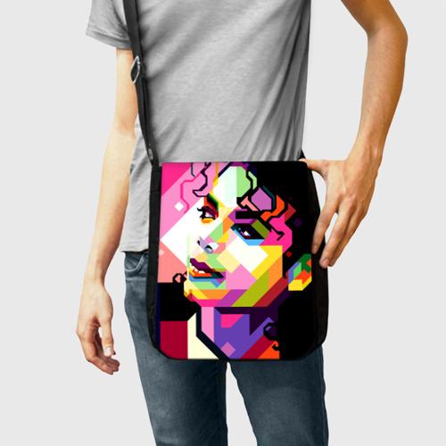 Сумка через плечо Майкл Джексон Фото 01