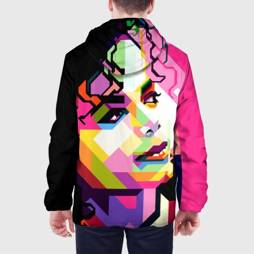 Мужская куртка 3D Майкл Джексон Фото 01