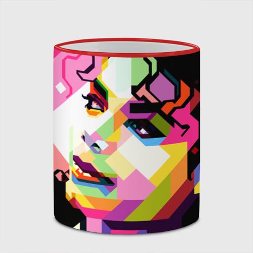 Кружка с полной запечаткой Майкл Джексон Фото 01