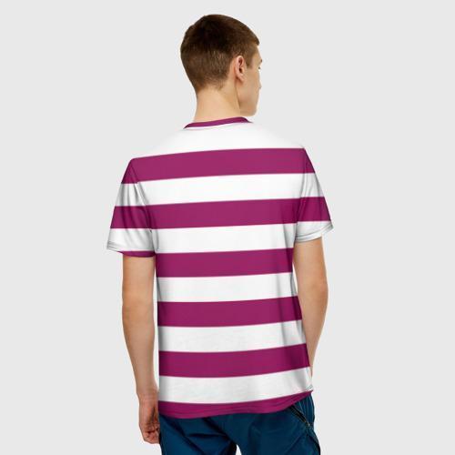 Мужская футболка 3D  Фото 02, Авраам Линкольн