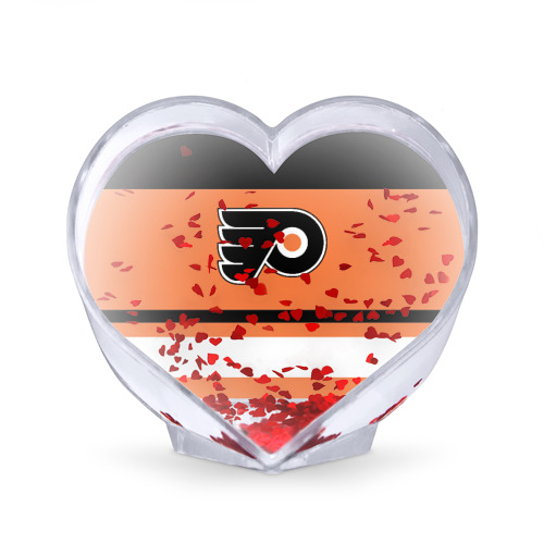 Сувенир Сердце  Фото 02, Philadelphia Flyers