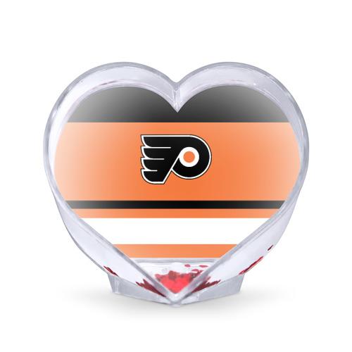 Сувенир Сердце  Фото 01, Philadelphia Flyers