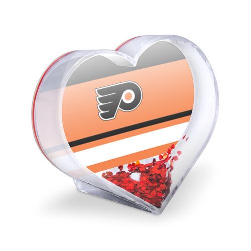 Сувенир Сердце  Фото 03, Philadelphia Flyers