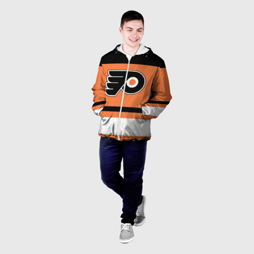 Мужская куртка 3D  Фото 03, Philadelphia Flyers