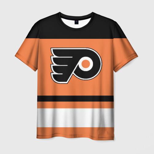 Мужская футболка 3D Philadelphia Flyers