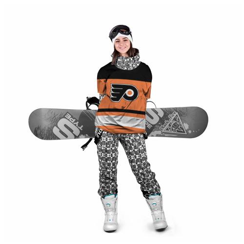 Накидка на куртку 3D  Фото 05, Philadelphia Flyers