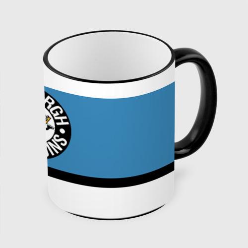 Кружка с полной запечаткой  Фото 01, Pittsburgh Penguins blue